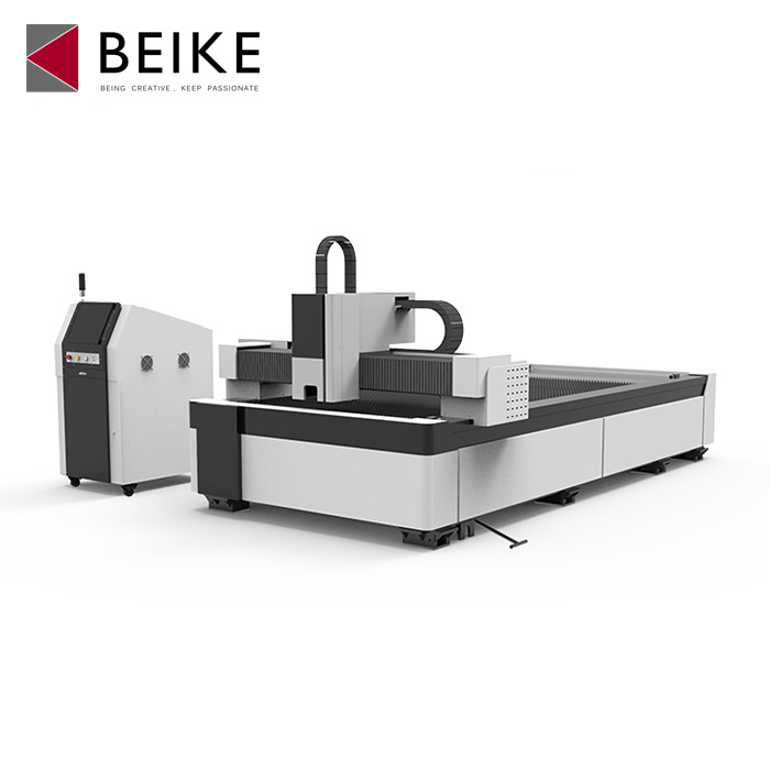 CNC Fiber Laser Cutting Machine With IPG Laser Source